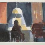 Lisen Jensfelt, Vid mitt skrivbord